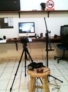 Setup para ambientes controlados