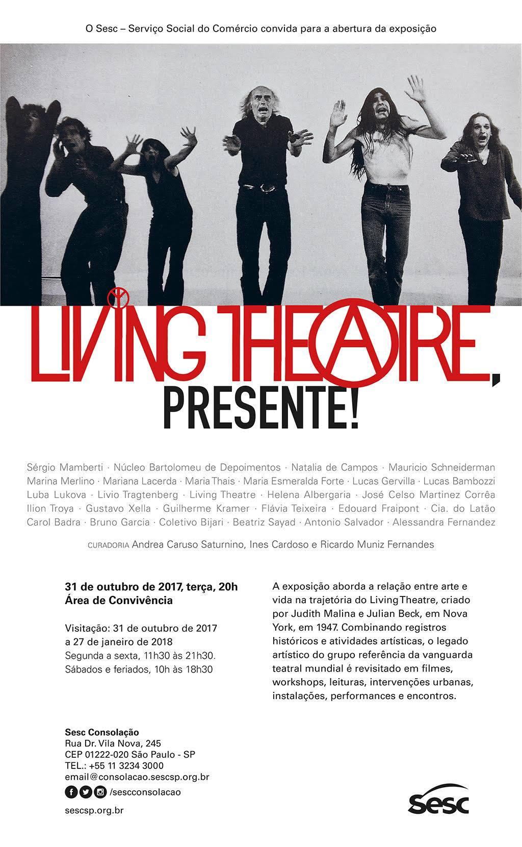 Living Theatre Presente
