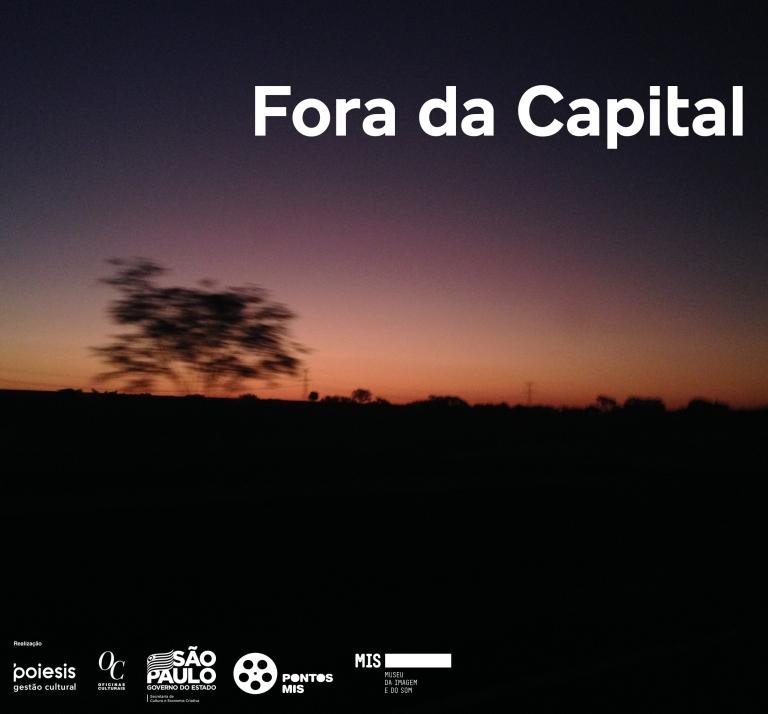 Poster - Fora da Capital 2